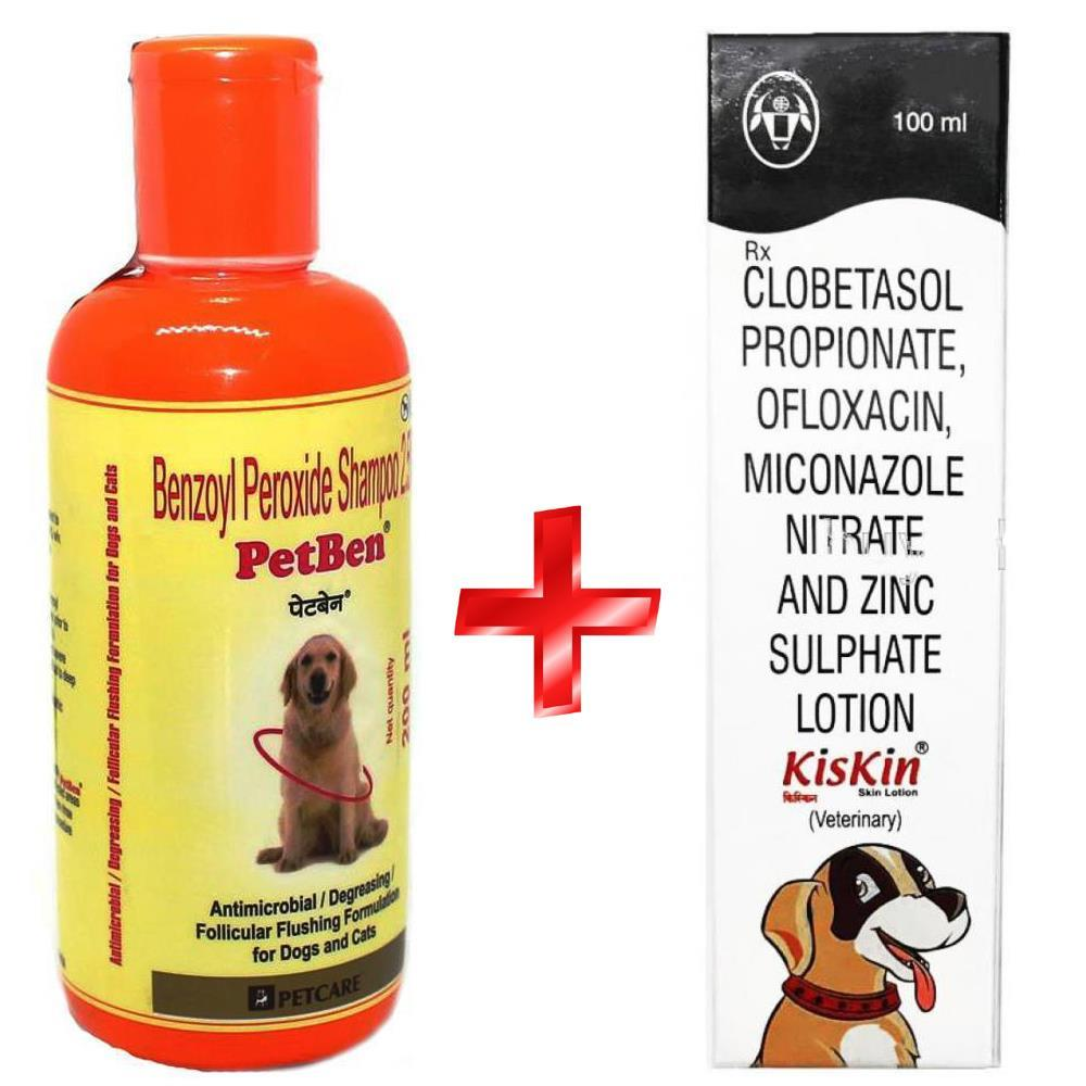 petcare-petben-anti-fungal-dog-shampoo-200-ml-intas-kiskin-lotion-100-ml